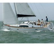 Sailing yacht Oceanis 40 available for charter in Yerseke Harbour