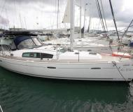 Yacht Oceanis 40 available for charter in Yacht Haven Marina Phuket