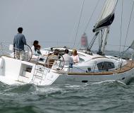 Segelyacht Oceanis 40 chartern in Marina Dalmacija