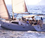 Yacht Oceanis 40 available for charter in Turgutreis