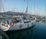 Segelyacht Oceanis 41 chartern in Gouvia