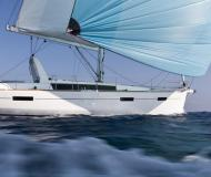 Sailing yacht Oceanis 41 available for charter in Port Pin Rolland