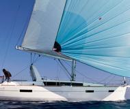 Segelboot Oceanis 41 Yachtcharter in Charlotte Amalie