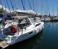 Yacht Oceanis 411 chartern in Kos Marina