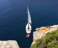 Sail boat Oceanis 411 available for charter in Alghero