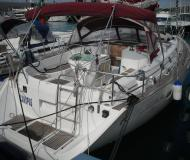 Sailing boat Oceanis 411 Clipper for rent in Rosignano Solvay