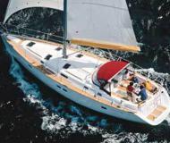 Sail boat Oceanis 411 Clipper for rent in Sibenik
