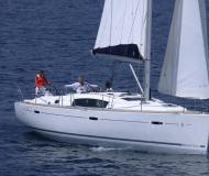 Sailing yacht Oceanis 43 available for charter in Split