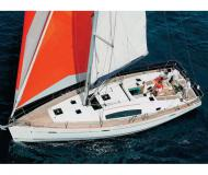 Sailing yacht Oceanis 43 for charter in San Cristobal de La Laguna