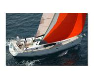 Segelboot Oceanis 43 Yachtcharter in Puerto Deportivo Radazul