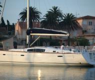 Yacht Oceanis 43 for charter in ACI Dubrovnik Marina