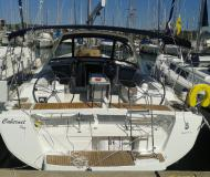 Sail boat Oceanis 45 available for charter in Marina Kastela