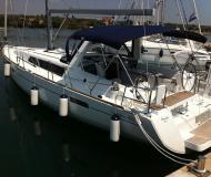 Segelyacht Oceanis 45 Yachtcharter in Pomer