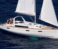 Sailing yacht Oceanis 45 available for charter in Puerto Deportivo Radazul