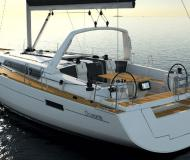 Yacht Oceanis 45 for rent in Tropea