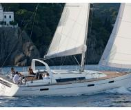 Yacht Oceanis 45 for rent in Marina di Arechi