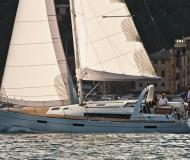 Segelboot Oceanis 45 chartern in Furnari