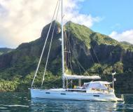 Segelyacht Oceanis 45 chartern in Le Marin