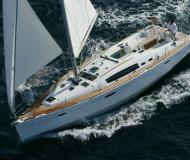 Yacht Oceanis 46 chartern in Oyster Pond