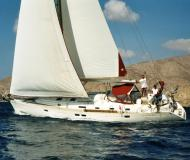 Sail boat Oceanis 461 available for charter in Palma