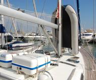 Sailing boat Oceanis 473 for hire in Santa Cruz de Tenerife