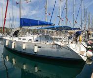 Yacht Oceanis 473 Clipper Yachtcharter in Ece Saray Marina