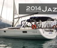 Yacht Oceanis 48 available for charter in Kotor