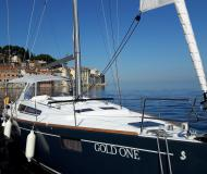 Sailing yacht Oceanis 48 available for charter in ACI Marina Split