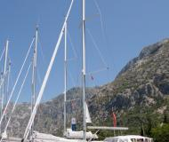 Sailing yacht Oceanis 48 for rent in Porto Montenegro