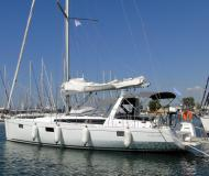 Sailing yacht Oceanis 48 for rent in Naples