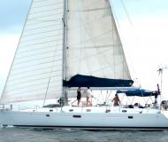 Segelboot Oceanis 50 Family Yachtcharter in Cartagena