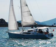 Yacht Oceanis 50 Family for hire in Seferihisar