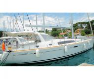 Sailing yacht Oceanis 50 Family available for charter in Marina Rogac