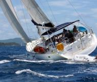 Segelboot Oceanis 523 Yachtcharter in Nanny Cay Marina