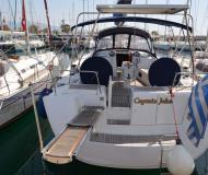 Sail boat Oceanis 54 available for charter in Finikas Marina