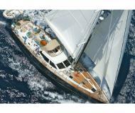 Yacht Oyster 62 - Sailboat Charter Warwick