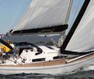 Salona 41 Segelyacht Charter Amalfi