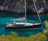 Sailing yacht Sense 50 for hire in ACI Marina Jezera
