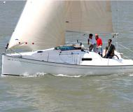 Yacht Sun 2500 chartern in Hafen von Yerseke