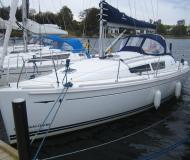 Yacht Sun Odyssey 30i chartern in Dyvig Marina