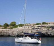 Sun Odyssey 32i Segelyacht Charter Santo Stefano al Mare