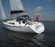 Segelyacht Sun Odyssey 32i chartern in Terkaple