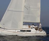 Segelboot Sun Odyssey 33i Yachtcharter in Dubrovnik Marina