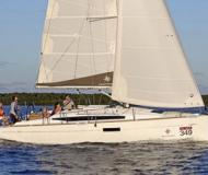 Sailing yacht Sun Odyssey 349 for hire in Flensburg