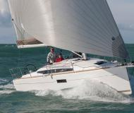 Sailing boat Sun Odyssey 349 for hire in Rogac