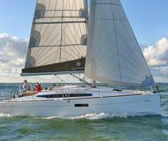 Yacht Sun Odyssey 349 for rent in Heiligenhafen