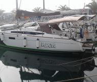 Sailing boat Sun Odyssey 349 available for charter in Marina Kornati