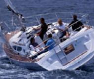 Sun Odyssey 35 Sailingboat Charter Poros