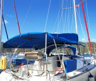 Sailing yacht Sun Odyssey 36i available for charter in Manuel Reef Marina