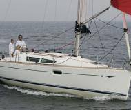 Sailing yacht Sun Odyssey 36i for rent in Poros